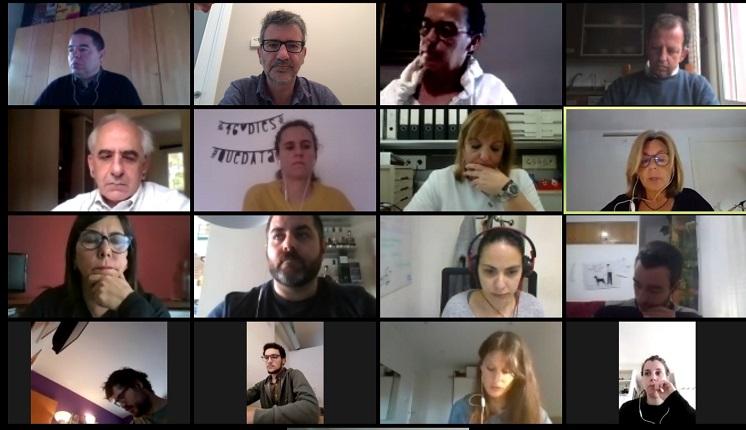 """Carmela Fortuny acusa l'equip de govern de """"posar la democràcia en quarantena"""""""
